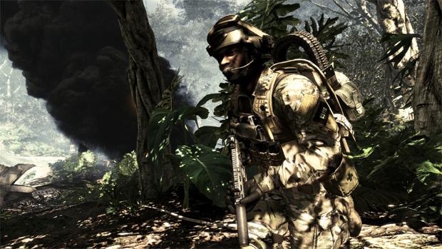 Call of Duty: Ghosts enfrenta uma guerra pessoal com Battlefield 4 (Foto: gamingshogun.com)