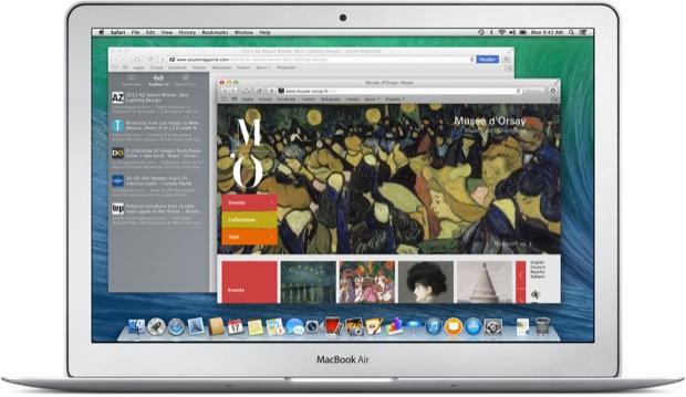 Safari 7 do Mac OS X Mavericks  (Foto: Reprodução/Apple)