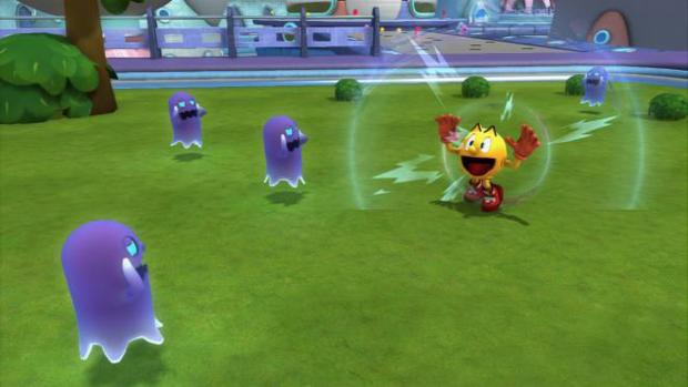 Pac-Man and the Ghostly Adventures (Foto: Divulgação)