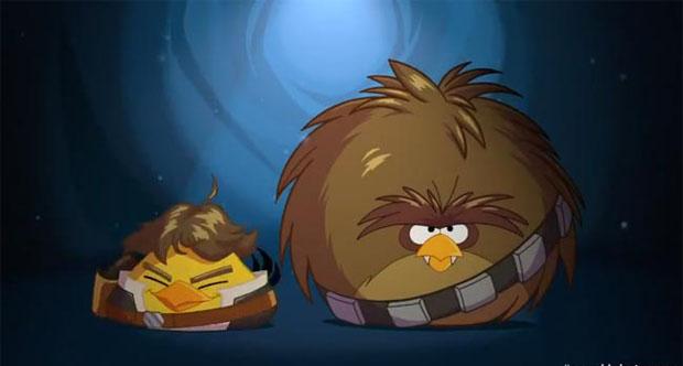 Angry Birds Star Wars (Foto: Divulgação)