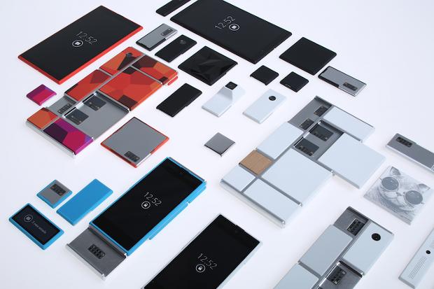 Os usuário poderão montar seu smartphone da forma que quiserem. (Foto: Divulgação)