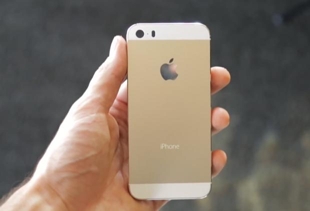 Apple confirma problemas de consumo de bateria em algumas unidades do iPhone 5S (Foto: Reprodução/International Business Times)