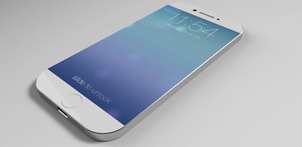 Conceito do designer Nikola Cirkovic para o iPhone 6 (Foto: Reprodução/Nikola Cirkovic)