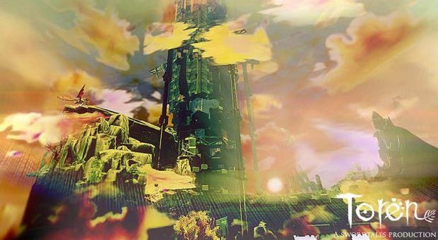 A aventura de Toren se passa dentro de uma torre (Foto: Divulgação)