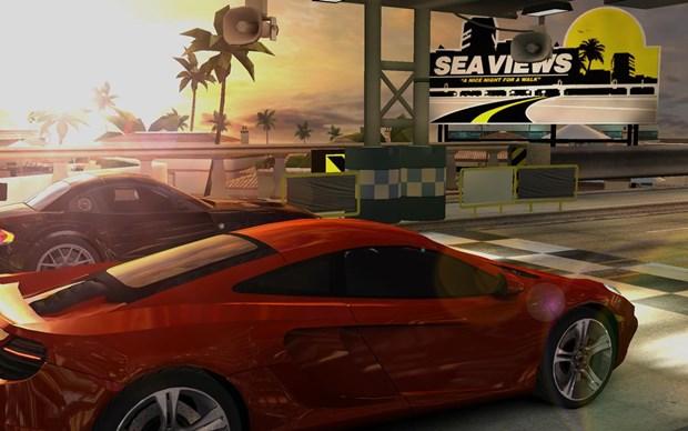 CSR Racing é um jogo de corrida ideal para partidas rápidas (Foto: Divulgação)