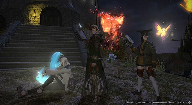 Final Fantasy 14 A Realm Reborn (Foto: Divulgação)
