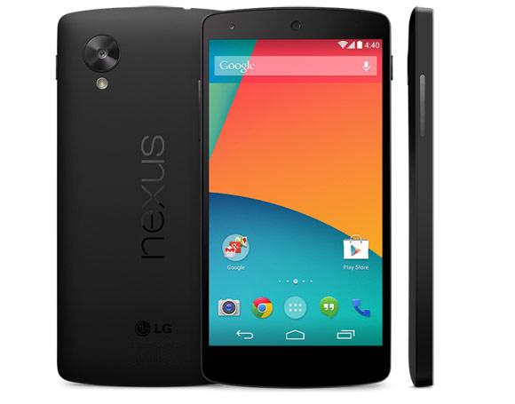 Nexus 5 continua com bom preço, mas câmera ainda não é o seu forte, segundo as primeiras impressões (Foto: Divulgação / Google)