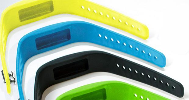 Proposta da pulseira Vybe é simples porém muito útil: levar notificações do celular para o pulso (Foto: Divulgação)