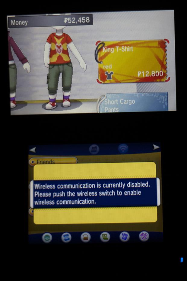 Pokémon X e Y: como personalizar o seu treinador com roupas e acessórios (Foto: Reprodução/Murilo Molina)