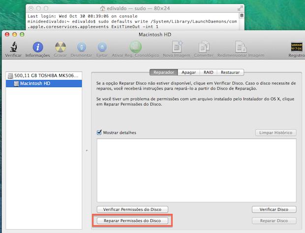 Resolvendo os problemas de atraso no desligamento do Mac (Foto: Reprodução/Edivaldo Brito)