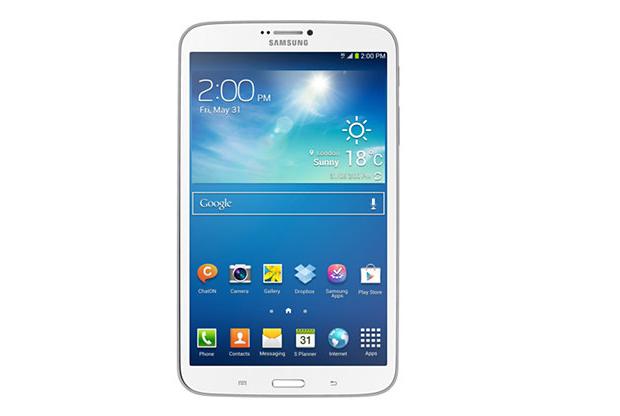 Galaxy Tab 3 de 8 polegadas é portátil e rápido (Foto: Divulgação)