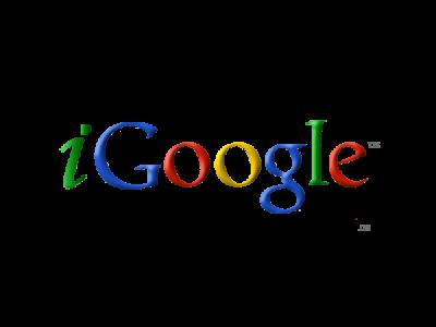 iGoogle, site personalizável do Google, encerra atividade (Foto: Reprodução/Google)