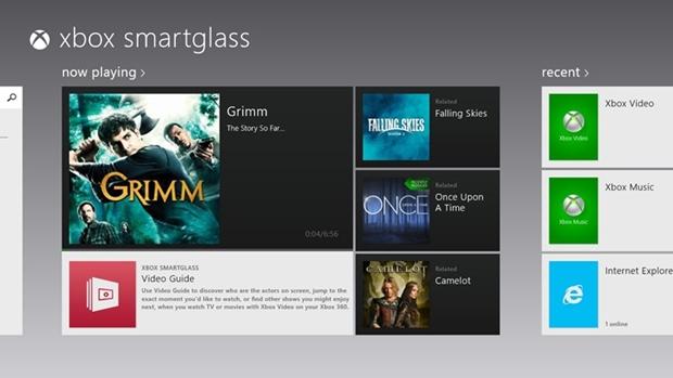 Xbox SmartGlass (Foto: Divulgação/Microsoft)