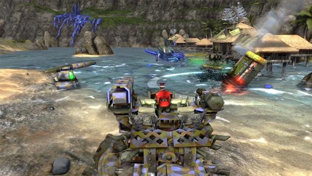 Iron Brigade está disponível de graça na Xbox Live a partir de 16 de novembro (Foto: Divulgação)