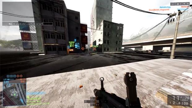 Shellshock Sound Glitch em Battlefield 4 tira o som de todos os jogadores do servidor (Foto: Reprodução)