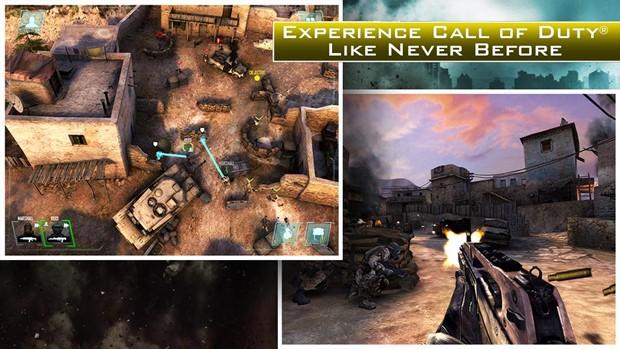 Call of Duty faz a sua estreia no Android (Foto: Divulgação)