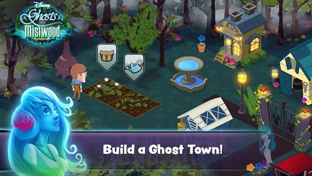 Crie sua própria cidade fantasma neste jogo especial para Halloween (Foto: Divulgação)