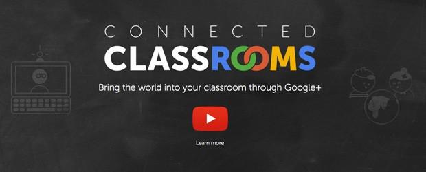 Iniciativa do Google+ oferece tour virtual para estudantes por meio do Hangout. (Foto: Reprodução / Google)