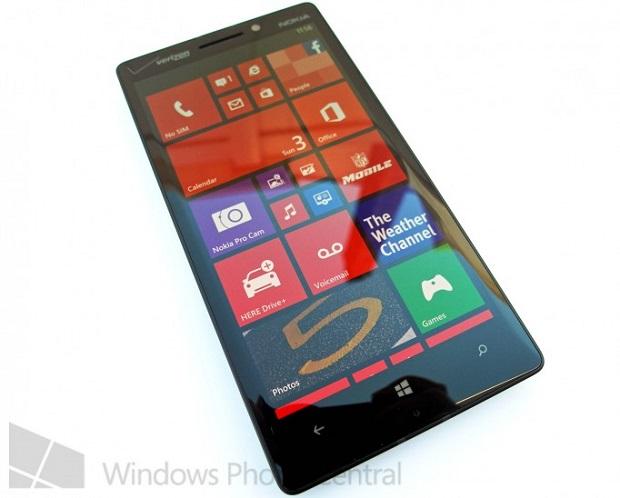 Lumia 929 chegará primeiro à Verizon (Foto: Reprodução/Windows Phone Central)
