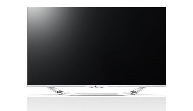 LG Cinema tem tela de 60 polegadas, controle por gestos e exibe até dois conteúdos simultâneos (Foto: Divulgação/LG)
