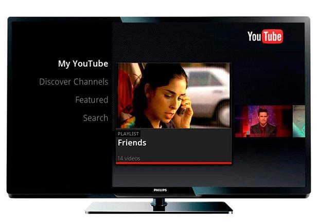 Série 4000, da Philips, tem tela de 42 polegadas Full HD, conexão Wi-Fi e bom custo-benefício (Foto: Divulgação/Philips)