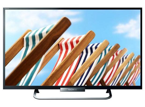 Sony Bravia tem tela de 42 polegadas Full HD e suporte à tecnologia 3D (Foto: Divulgação/Sony)
