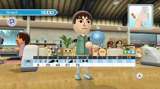 Wii Sports Club (Foto: Divulgação)