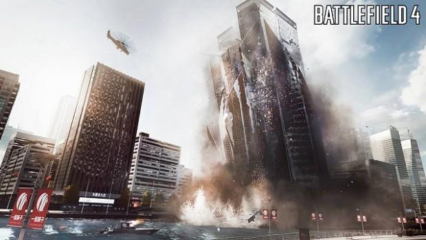 Review: Battlefield 4 faz o seu retorno com diversão e problemas gráficos (Foto: Divulgação)