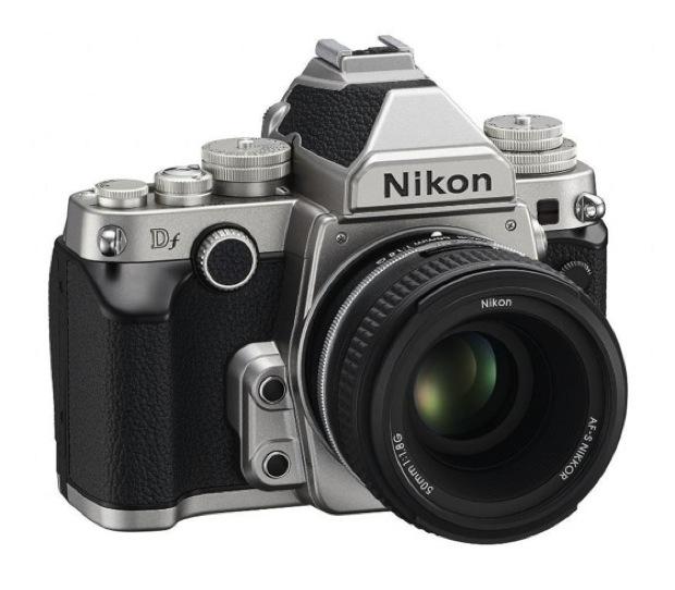 Nikon lança DF, câmera DSLR Full Frame com design clássico (Foto: Divulgação/Nikon)