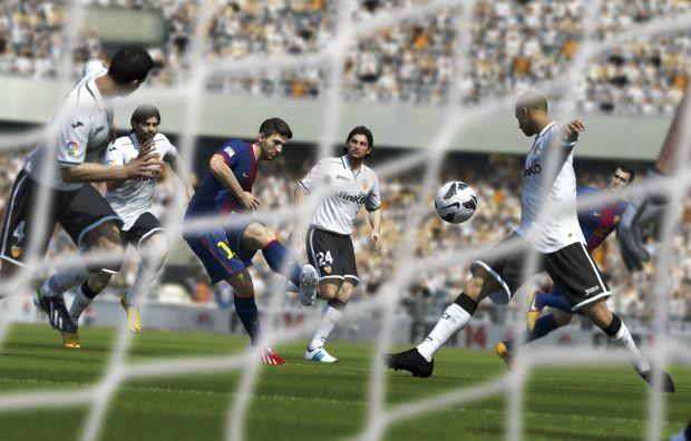 FIFA 14 é o grande lançamento de futebol de 2013 (Foto: Divulgação/Warner Games)