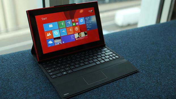 Nokia lançou tablet este ano e pode lançar outro em 2014 (Foto: Reprodução/Neowin)