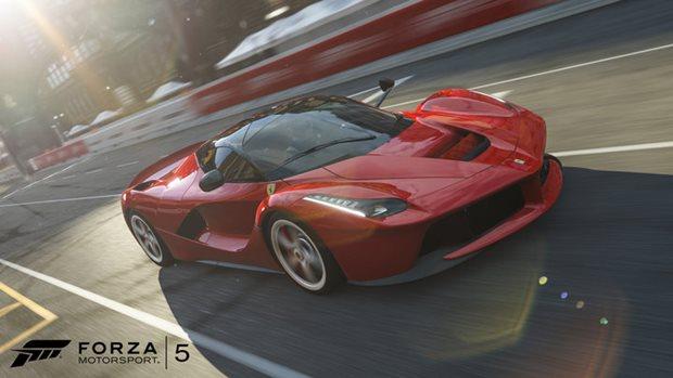 LaFerrari encabeça oferta de DLCs de Forza 5 (Foto: Divulgação)