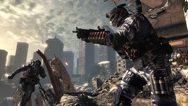 Call of Duty: Ghosts chega nessa terça (5) às lojas (Foto: Divulgação) (Foto: Call of Duty: Ghosts chega nessa terça (5) às lojas (Foto: Divulgação))