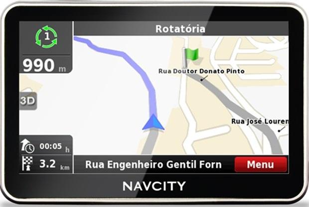 GPS NavCity (Foto: Divulgação)