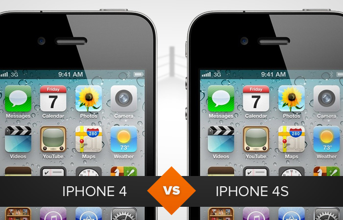 iPhone 4 ou iPhone 4S? Descubra qual dos dois vale mais a pena comprar hoje  (Foto: Arte / TechTudo)