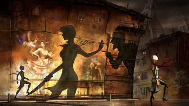 Contrast é um dos primeiros games gratuitos para o PS4 (Foto: Divulgação)