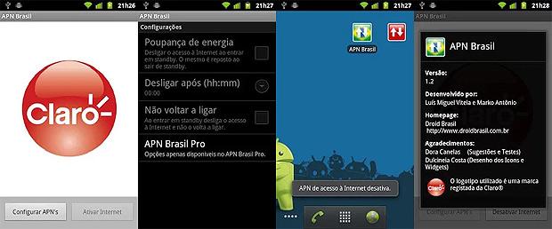 O APN Brasil permite configurar o acesso à Internet móvel em todas as operadoras brasileiras (Foto: Reprodução/Google Play)