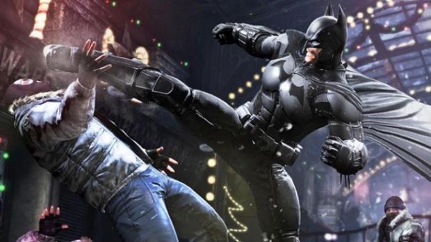 Batman: Arkham Origins (Foto: Divulgação)