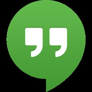Hangout é o serviço de bate-papo do Google (Foto: Divulgação)