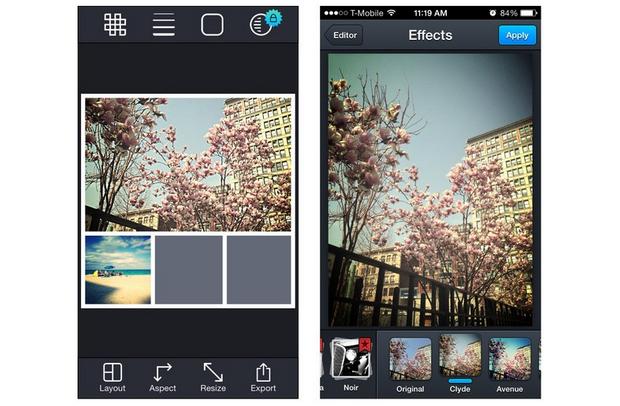 PicStich oferece 232 formas de fazer colagens com suas fotos (Foto: Reprodução/Mashable)