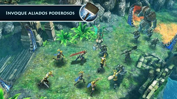 Thor: The Dark World é uma aventura em português nas terras de Asgard (Foto: Divulgação)
