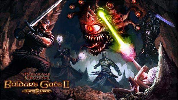 Baldur's Gate II: Enhanced Edition (Foto: Divulgação)