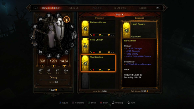 Cruzado é o personagem inédito em Diablo 3: Reaper of Souls (Foto: Divulgação)