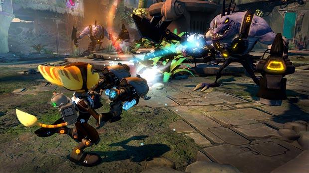 Ratchet & Clank: Into the Nexus (Foto: Divulgação)