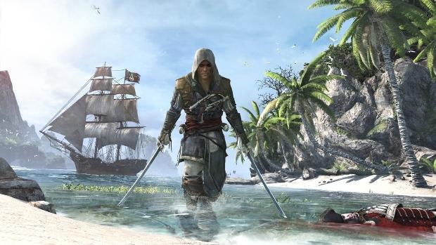 Wii U: confira os games disponíveis no lançamento do console no Brasil Assassins-creed-iv-black-flag