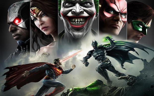 Wii U: confira os games disponíveis no lançamento do console no Brasil Injustice-gods-among-us