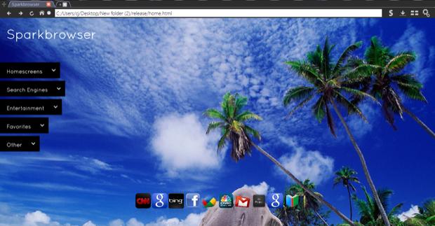Spark Browser (Foto: Divulgação)