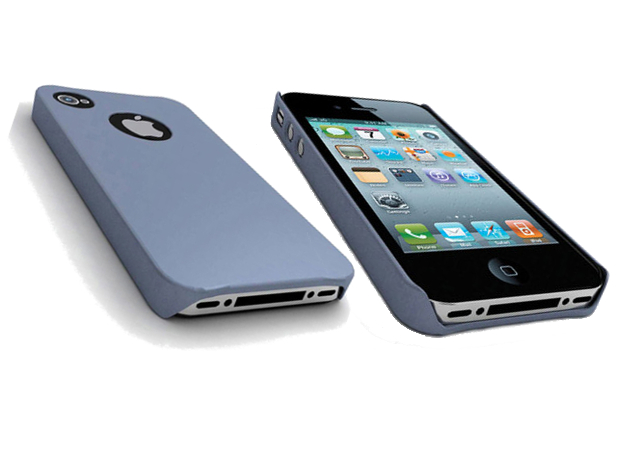 Capa de plástico rígido para iPhone 4S (Foto: Divulgação/Leadership)