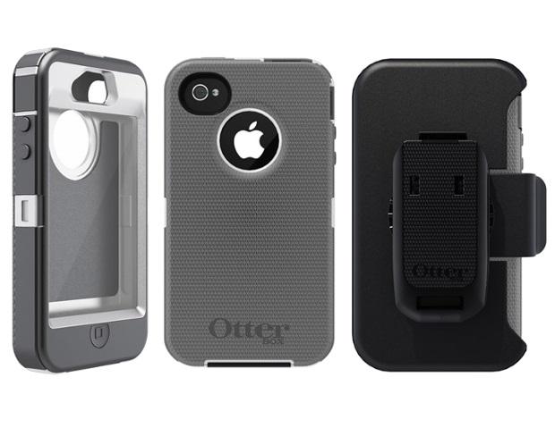 Kit Defender Series para iPhone 4S (Foto: Divulgação/Otter Box)