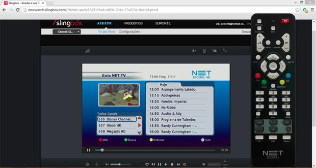 Slingbox 350 transmite o sinal da TV a cabo para notebooks e dispositivos móveis através da Internet (Foto: Rodrigo Bastos/TechTudo)